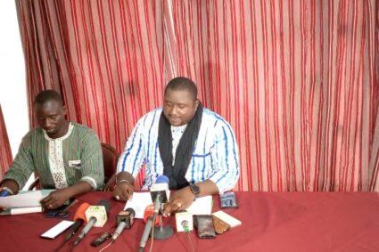 Burkina/Situation Nationale : L'ADP d'Abraham Badolo demande l'unité de cœur et d'action contre l'insécurité