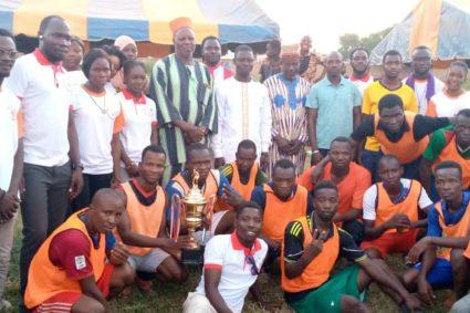 Sport et Santé pour tous: Les frères unis sacré vainqueur de la 2e édition