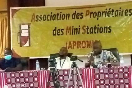 Burkina Faso : L' APROMIS donne des éclairages sur ses activités